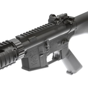 Colt Mk12Mod1(固定ストック OPSサプレッサー付) DX 電動ガン    VFC製|airsoftclub|04