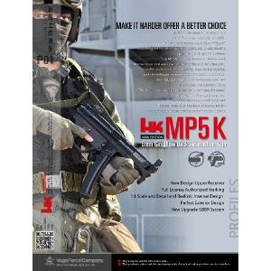 MP5K ガスガン (日本仕様/HK Licensed) VFC/Umarex製|airsoftclub