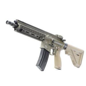 HK416A5 ガスガン (日本仕様/HK Licensed) TAN  Umarex製|airsoftclub