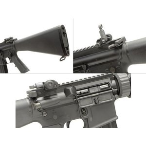 Colt Mk12Mod1 ガスガン 固定 Stock OPSサプレッサー付 DX (日本仕様/COLT Licensed)  VFC製|airsoftclub|06