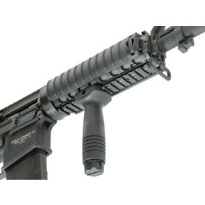 KAC SR16 RetractStock ガスガン (日本仕様 Knight's Licensed)  VFC製|airsoftclub|07