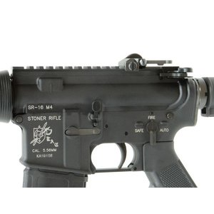 KAC SR16 RetractStock ガスガン (日本仕様 Knight's Licensed)  VFC製|airsoftclub|08