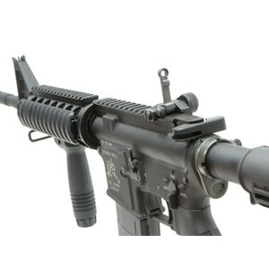 KAC SR16 RetractStock ガスガン (日本仕様 Knight's Licensed)  VFC製|airsoftclub|10
