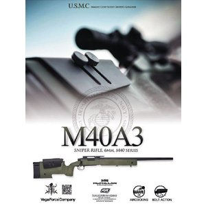 M40A3 (日本仕様/McMILLAN Licensed) VFC製|airsoftclub