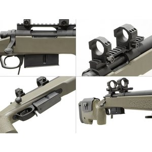 M40A5 Super DX Version 限定品 (日本仕様/McMILLAN Licensed) ガンケース付  VFC製|airsoftclub|04
