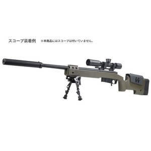 M40A5 Super DX Version 限定品 (日本仕様/McMILLAN Licensed) ガンケース付  VFC製|airsoftclub|06