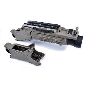 Mk13 EGLM STD (SCAR-L/H アダプター付) FDE VFC製|airsoftclub