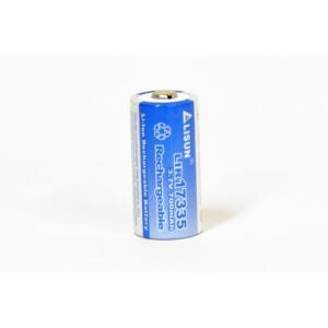 RCR123 充電式バッテリー 3.7v 600mAh  VFC製 airsoftclub