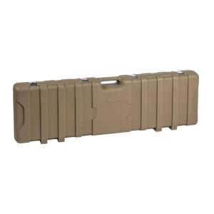 スナイパー ハードガンケース TAN (ウレタン保護素材付 1350*400*135mm)  VFC製|airsoftclub