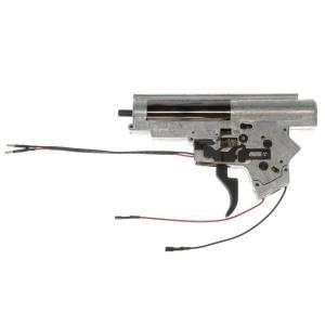 MP5 電動ガン用 8mm 強化ギアボックスセット BURST  VFC製|airsoftclub