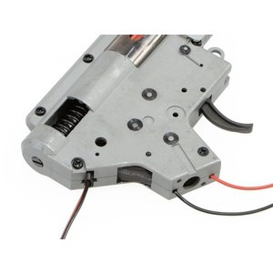 M16/M4 8mm 強化ギアボックスセット M90 リア配線 (MOSFET)  VFC製|airsoftclub|03
