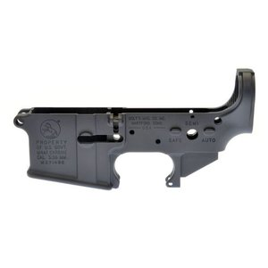 M4 ガスガン用 ロアレシーバー (Colt Marking)  VFC製|airsoftclub