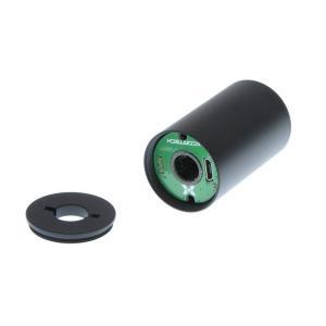 XT301 高輝度UVコンパクトトレーサー (11mm正ネジ/14mm逆ネジアタッチメント付/29*60mm)  XcorTech製|airsoftclub|02