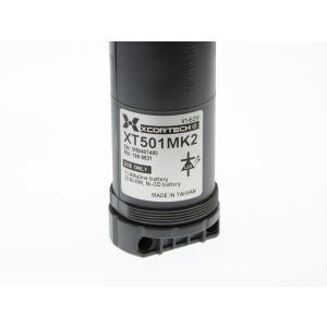 XT501Mk2 高輝度UVフルオートトレーサー (14mm逆ネジ/37*156mm)  XcorTech製 airsoftclub 05