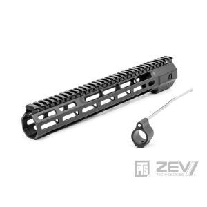 PTS ZEV WedgeLock M-LOK レイルハンドガード 12in  PTS製|airsoftclub