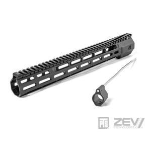 PTS ZEV WedgeLock M-LOK レイルハンドガード 14in  PTS製|airsoftclub