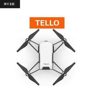 在庫あり Ryze TELLO (DJI技術投入 高性能 カメラ付き ホビー用 ドローン) 13805|airstage