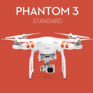即納 ドローン DJI ファントム3 スタンダード Phantom3 Standard (日本仕様)【DJI 10周年 記念価格】