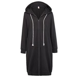 ■商品詳細 The casual hoodies sweatshirt features long ...