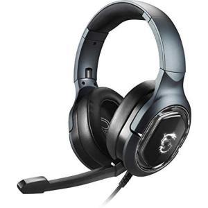 MSI ゲーミングヘッドセット Immerse GH50 GAMING Headset USB接続 仮想7.1ch サラウンド 重低音 SP891 airymotion