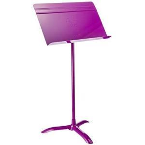 マンハセット 譜面台 M48P シンフォニーモデル(Symphony Stand) パープル (パープル)|airymotion