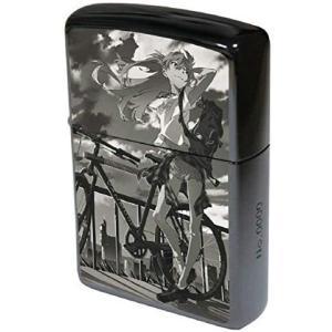 RADIO EVA ZIPPO アスカ (The bicycle) 掻き下ろしイラストVer airymotion