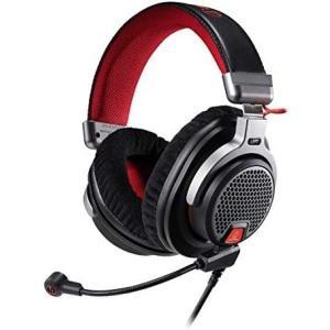 audio-technica ゲーミングヘッドセット オープンエアー型 ATH-PDG1a 高音質 PC/PS4/Xbox One (普通) airymotion