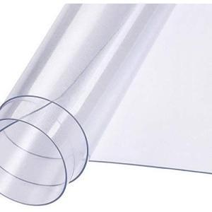 ARESH 冷蔵庫 マット キズ防止 凹み防止 床保護シート70×75cm 600Lクラス 無色 透明 (Lサイズ) (Lサイズ)|airymotion
