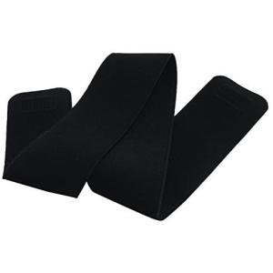 和装 着付用 伊達締め ワンタッチ マジックベルト 日本製 (ブラック)|airymotion