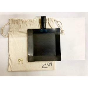 Frying iron tinyフライアン3.2mm 最小サイズアウトドア鉄板|airymotion
