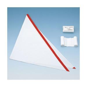 訓練用三角巾赤線入|aisanchi