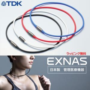 TDK EXNAS エクナス D1(50cm/42cm)磁気ネックレス 軽量 家庭用永久磁石磁気治療...