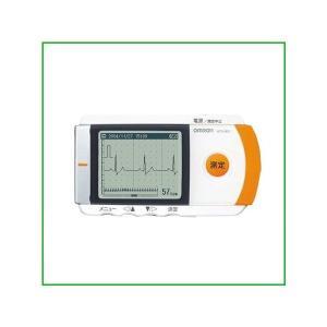 【ゾロ目の日★クーポン対象】オムロン 携帯型心電計 HCG-801|aisanchi