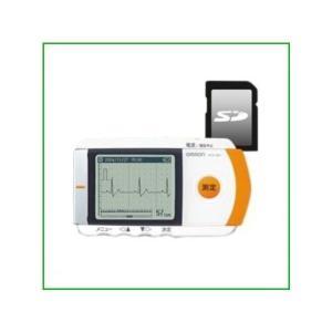 オムロン 携帯型心電計 HCG-801 (SDカードつき)...