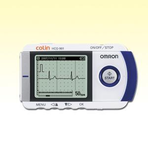 オムロン 携帯型心電計 HCG-901(医療施設さま向け商品...