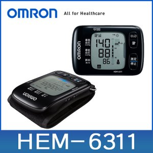 オムロン 血圧計 手首式 HEM-6311 (健康器具 手首...