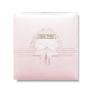 フエルアルバム Digio 婚礼用 ハッピーウエディング Lサイズ ピンク ア-LK-308-P|aisol33