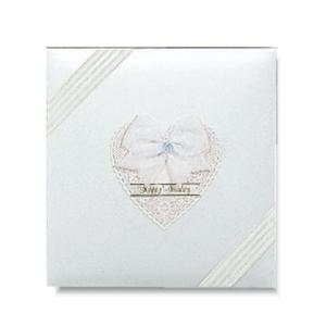 フエルアルバム Digio 婚礼用 ハッピーウエディング Lサイズ ホワイト ア-LK-308-W|aisol33