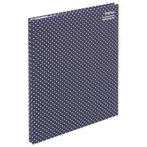 フエルアルバム Digio プラフィーネ A4サイズ ブルー ア-A4P-164-B|aisol33