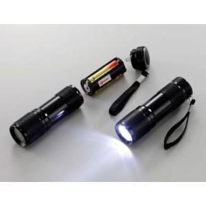 アルミ製 強力9光ライト ML-680|aisol33