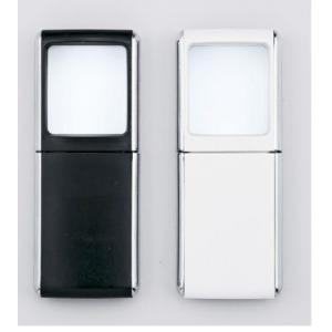 ライト付スライドルーペ (B&W) PL-141|aisol33