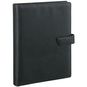 キーワード A5サイズ システム手帳 ブラック WWA5005B  【レイメイシステム手帳】|aisol33