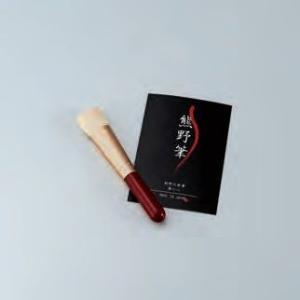 熊野化粧筆 筆の心 リキッドファンデーションブラシ KFi-40LQ|aisol33