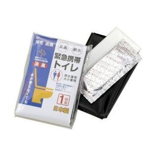 緊急携帯トイレ1P (1回用)  KW-1|aisol33