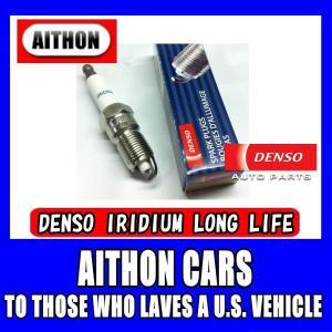00-06 シボレー タホ GMC ユーコン デンソーイリジウムプラグ長寿命 8本セット|aithoncars-netshop