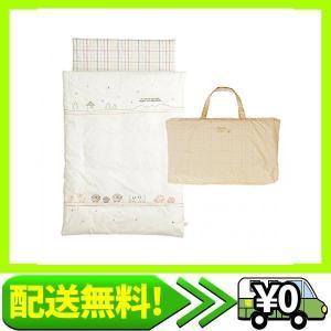 [10mois(ディモワ)-Hoppetta] おひるねふとんセット 保育園に持ち運べるバッグ付き 丸洗い可 どうぶつ ・・・|aito-create