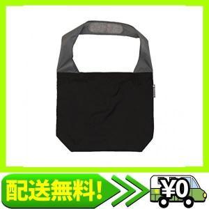 flip&tumble(フリップアンドタンブル) ボールバッグ ブラック アメリカ発 斜めがけもOKの軽量エコバッグ【正・・・|aito-create