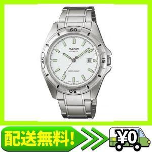 [カシオ] 腕時計 スタンダード MTP-1244D-7AJF シルバー aito-create