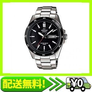 [カシオ] 腕時計 エディフィス ソーラー EFR-100SBBJ-1AJF シルバー aito-create