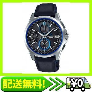 [カシオ] 腕時計 オシアナス CLASSIC 電波ソーラー OCW-T2600L-1AJF メンズ ブラック aito-create